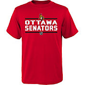NHL Youth Ottawa Senators Epitome Red T-Shirt