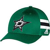 adidas Youth Dallas Stars 2017 NHL Draft Structured Flex Hat