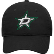 NHL Youth Dallas Stars Basic Structured Adjustable Black Hat