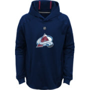 NHL Youth Colorado Avalanche Mach Burgundy Pullover Hoodie