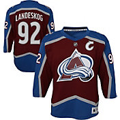 NHL Youth Colorado Avalanche Gabriel Landeskog #92 Replica Home Jersey