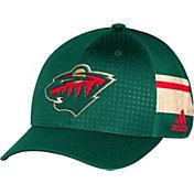 adidas Youth Minnesota Wild 2017 NHL Draft Structured Flex Hat