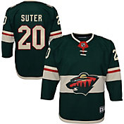 NHL Youth Minnesota Wild Ryan Suter #20 Premier Home Jersey