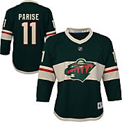 NHL Youth Minnesota Wild Zach Parise #11 Replica Home Jersey