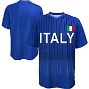 Outerstuff Youth Italy Replica Jersey Blue T-Shirt