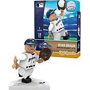 OYO Milwaukee Brewers Ryan Braun Figurine