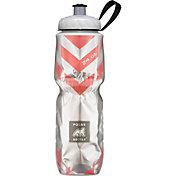 Polar Bottle Chevron Red Sport Insulated 24 oz. Water Bottle