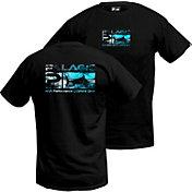 Pelagic Men's Deluxe Logo Pattern T-Shirt