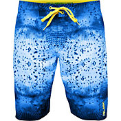 Pelagic Men's Sharkskin Psycho Dorado Board Shorts