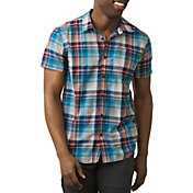 prAna Men's Ecto Short Sleeve Shirt