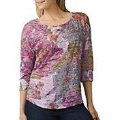 prAna Women's Bouquet 3/4 Sleeve Shirt