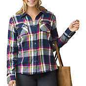 prAna Women's Bridget Long Sleeve Shirt