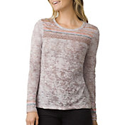prAna Women's Tilly Long Sleeve Shirt