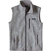 Patagonia Boys' Better Sweater Fleece Vest