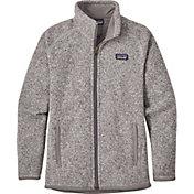 Patagonia Girls' Better Sweater Fleece Jacket