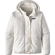 Patagonia Girls' Dream Song Hooded Reversible Jacket