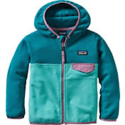 Patagonia Toddler Girls' Micro D Snap-T Fleece Jacket