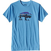 Patagonia Men's Fitz Roy Bison T-Shirt