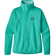 Patagonia Women's Lightweight Better Sweater Marsupial Fleece Pullover