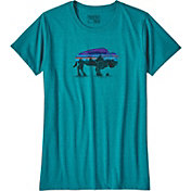 Patagonia Women's Fitz Roy Bison T-Shirt