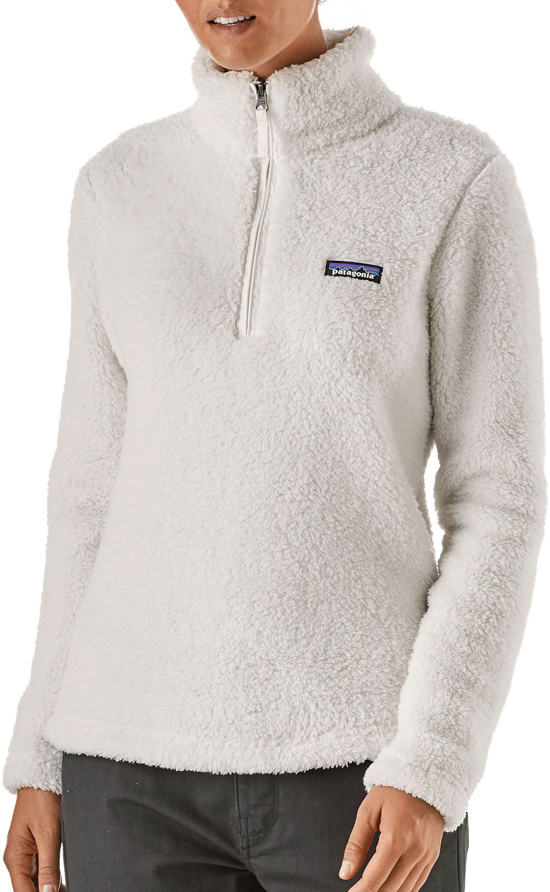 Patagonia Women's Los Gatos Quarter Zip Fleece Pullover | DICK'S ...