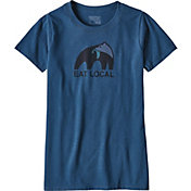 Patagonia Women's Eat Local Upstream T-Shirt