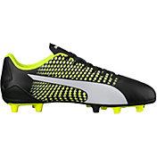 PUMA Men's Adreno III FG Soccer Cleats