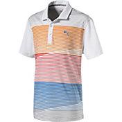 PUMA Boys' Levels Golf Polo
