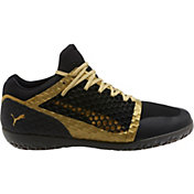PUMA Men's 365 Ignite Netfit CT Indoor Soccer Shoes