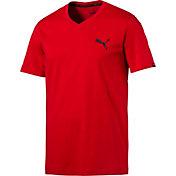 Puma Men's Iconic V-Neck T-Shirt