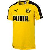 PUMA Men's BVB Dortman Yellow T-Shirt