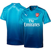 PUMA Men's Arsenal 17/18 Replica Away Stadium Jersey