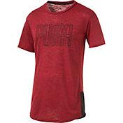 Puma Men's Dri-Release Novelty Graphic T-Shirt