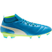 PUMA Men's One 17.1 FG Soccer Cleats
