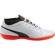 PUMA Men's One 17.4 Indoor Soccer Shoes