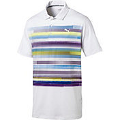 PUMA Men's Pixel Golf Polo