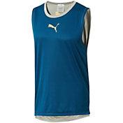 Puma Men's Reversible Mesh Sleeveless Shirt