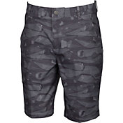 PUMA Men's Tailored Flagstick Camo Golf Shorts