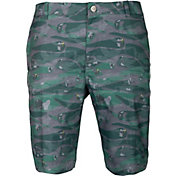 PUMA Men's Tailored Flagstick Camo Golf Shorts