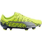 PUMA Men's evoPOWER Vigor 4 Graphic FG Soccer Cleats