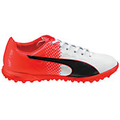 PUMA Men's evoSPEED 4.5 TT Turf Soccer Cleats