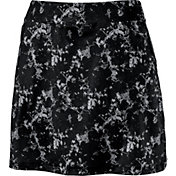 Puma Women's Floral Knit Golf Skirt