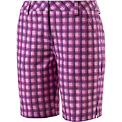 PUMA Women's Patterned Bermuda Golf Shorts