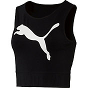 Puma Women's Rebel Crop Tank Top
