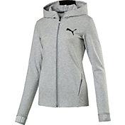 Puma Women's Urban Sports Full Zip Hoodie