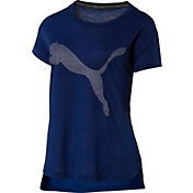 PUMA Women's Active Urban Sports Trend T-Shirt