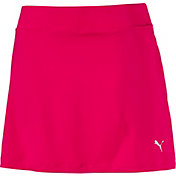 PUMA Women's Solid Knit Golf Skort