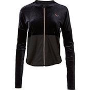 Puma Women's Statement Velvet Jacket