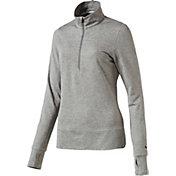 PUMA Women's Quarter-Zip Golf Pullover