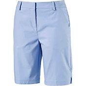 PUMA Women's Pounce Bermuda Golf Shorts